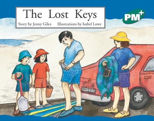 PM Plus Green The Lost Keys Lvl 12