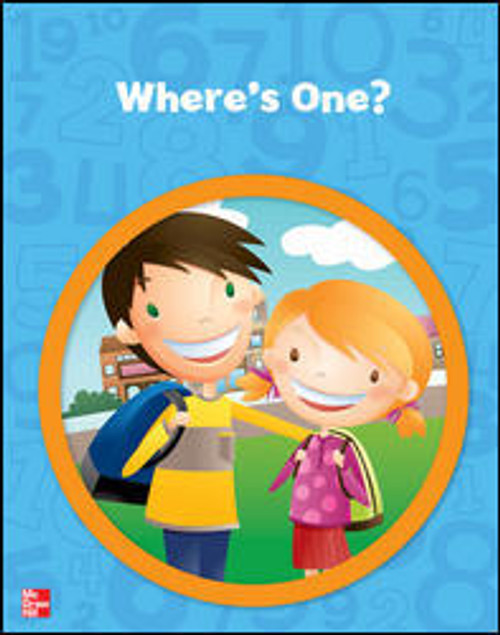 Building Blocks - Kindergarten | Where's One? Big Book (4-Pack) - 9780021272679