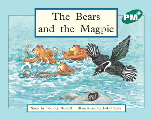 PM Plus Green The Bears and the Magpie Lvl 12