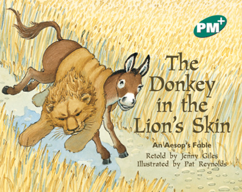 PM Plus Green The Donkey in the Lion's Skin Lvl 12