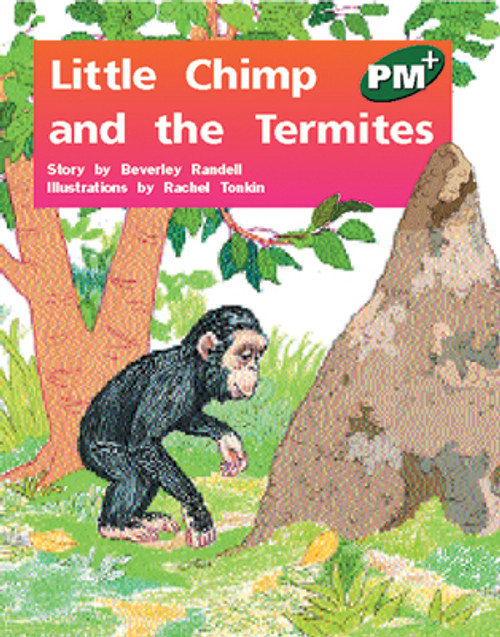 PM Plus Green Little Chimp and the Termites Lvl 13