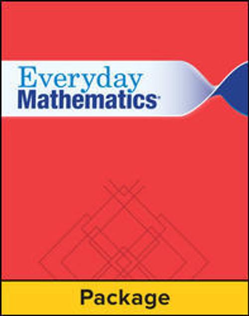 Everyday Mathematics 4 - Grade 1 Essential Student Material Set