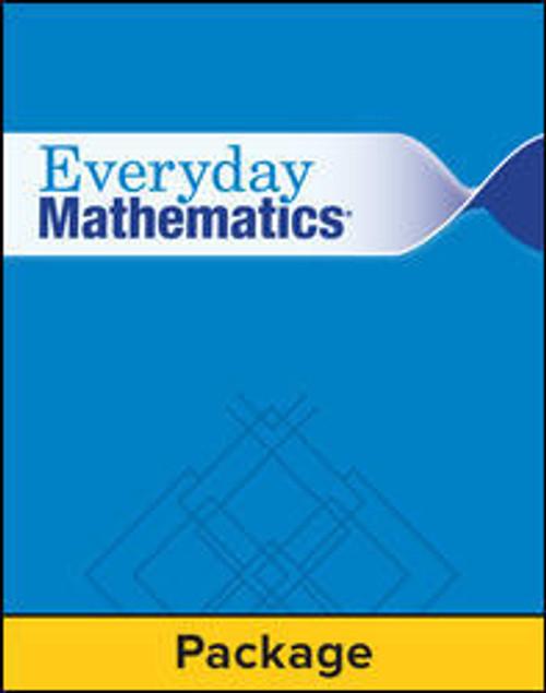 Everyday Mathematics 4 - Grade 2 Comprehensive Student Material Set