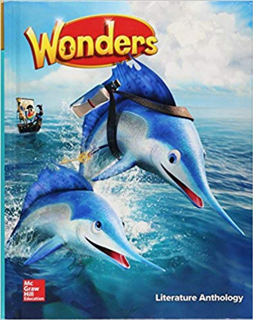 Wonders - Grade 2 | Literature Anthology - 9780021340989