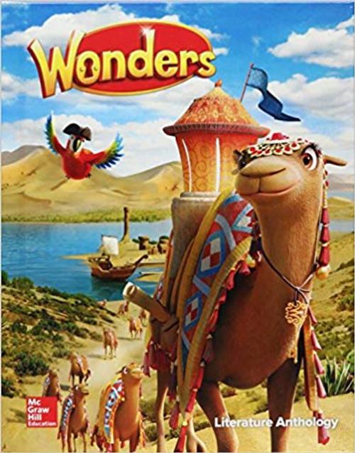 Wonders - Grade 3   Literature Anthology - 9780021341740