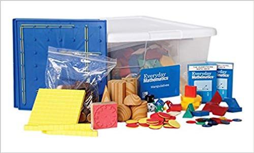 Everyday Mathematics (Grade 5) | Manipulative Upgrade Kit - 9780021345243