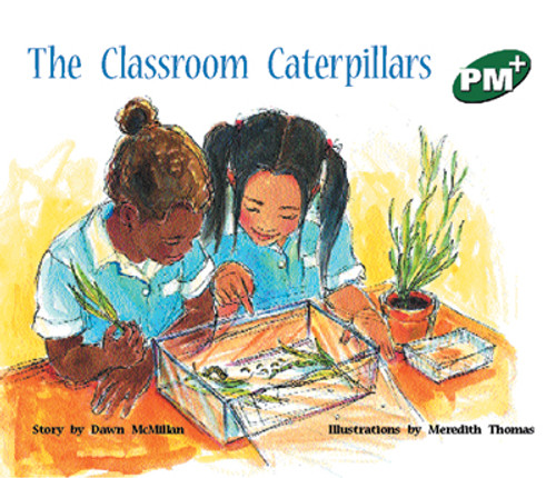 PM Plus Green The Classroom Caterpillars Lvl 13