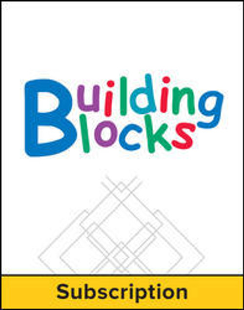 Building Blocks - Single Class License, 1-year Subscription