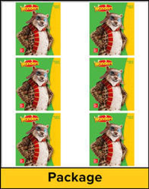 Wonders - Grade 4   Teacher Edition Package - 9780021377411