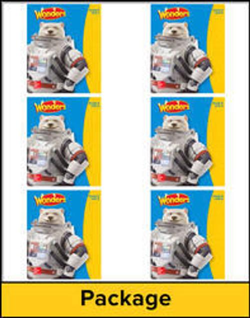 Wonders - Grade 6   Teacher Edition Package - 9780021377435