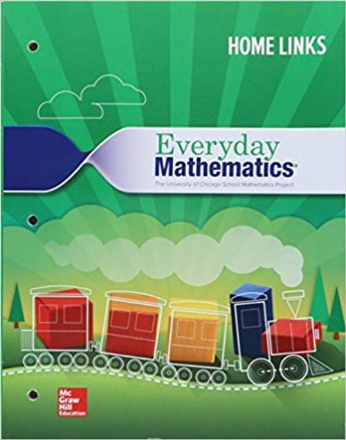Everyday Mathematics (Grade K) | Home Links Workbook (Consumable) - 9780021379545