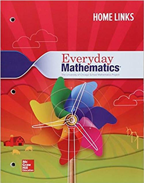 Everyday Mathematics (Grade 1)   Home Links Workbook (Consumable) - 9780021379583