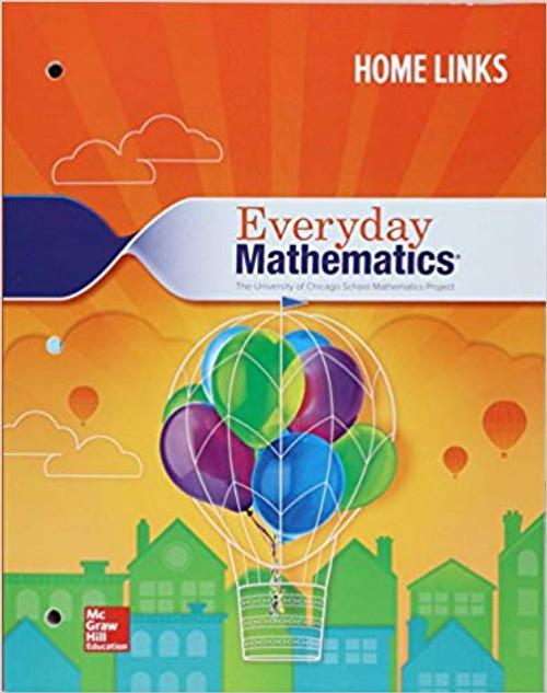 Everyday Mathematics (Grade 3)   Home Links Workbook (Consumable) - 9780021379637