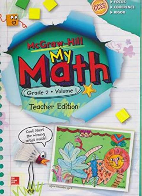 My Math - Teacher Editions (Print Only)-Grade 2 | Volume 1 - 9780021383955