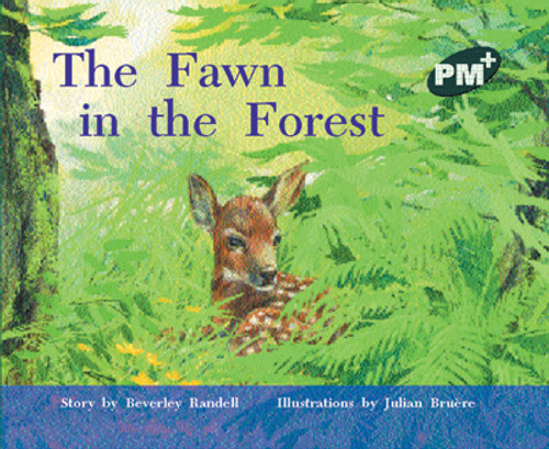 PM Plus Green A Fawn in the Forest Lvl 14