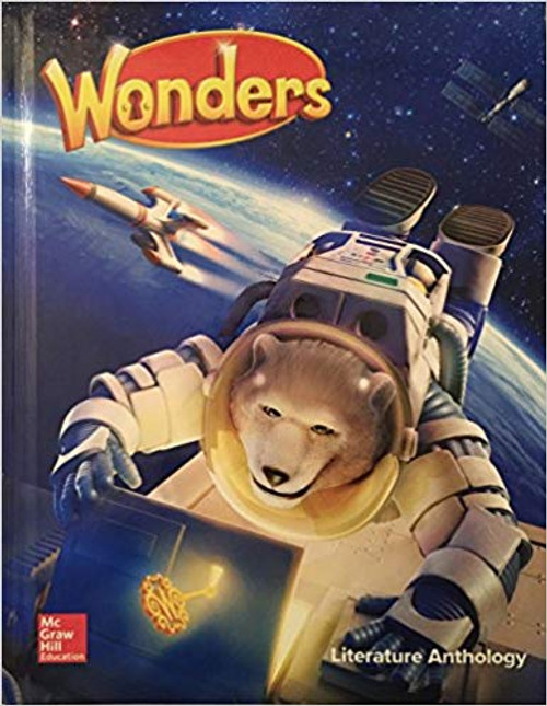Wonders - Grade 6 | Literature Anthology - 9780021390137