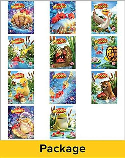 Wonders - Kindergarten | Reading Writing Workshop Big Book Package - 9780021392629