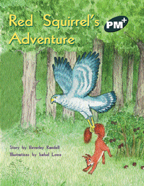 PM Plus Green Red Squirrel's Adventure Lvl 14