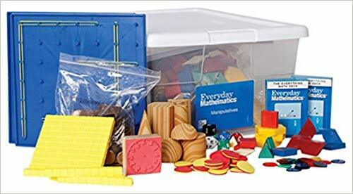 Everyday Mathematics (Grade 6) | Manipulative Kits - 9780021408009