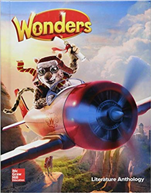 Wonders - Grade 4 | Literature Anthology - 9780021417377