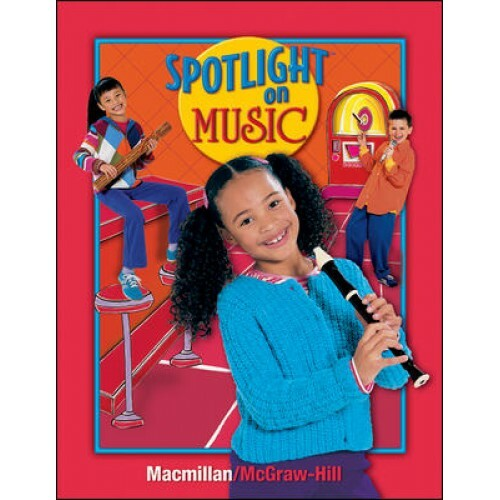Spotlight On Music - Audio CD Packages | Audio CD Packages - Grade 3 - 9780022968076