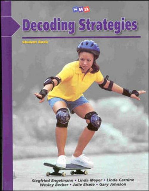 Corrective Reading Decoding - Level B1 - Purple 2.5 4   Student Book - 9780026747790