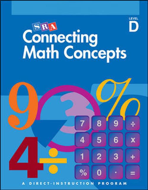 Connecting Math Concepts - Grades K - 1 Level A   Workbook (Pkg. of 5) - 9780026846615