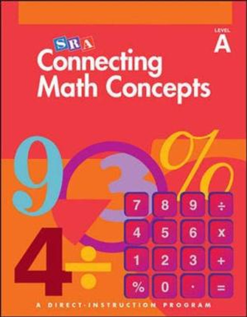 Connecting Math Concepts - Grades K - 1 Level A | Workbook (Pkg. of 5) - 9780026846622