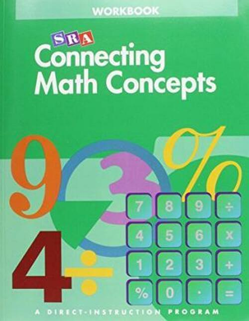 Connecting Math Concepts - Grades 2 - 3 Level C | Workbook (Pkg. of 5) - 9780026846653