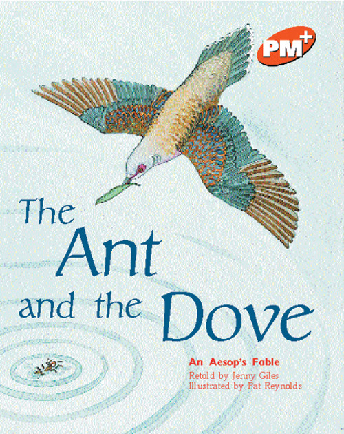 PM Plus Orange The Ant and the Dove Lvl 15
