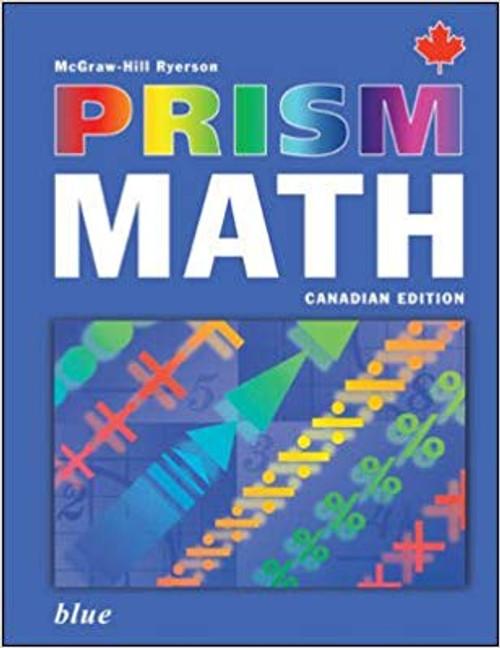 PRISM Math | Student Edition - Level 7, Blue - 9780070960336