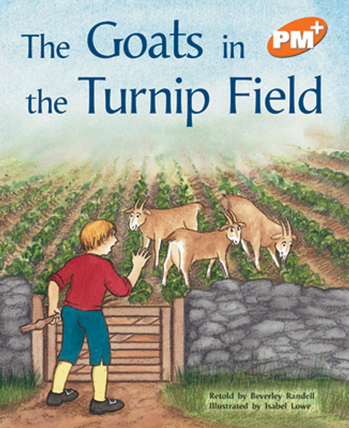 PM Plus Orange The Goats in the Turnip Field Lvl 15