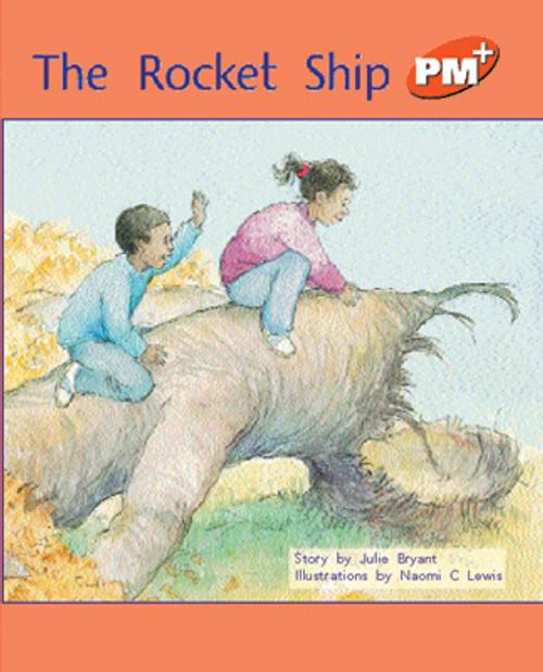 PM Plus Orange The Rocket Ship Lvl 15