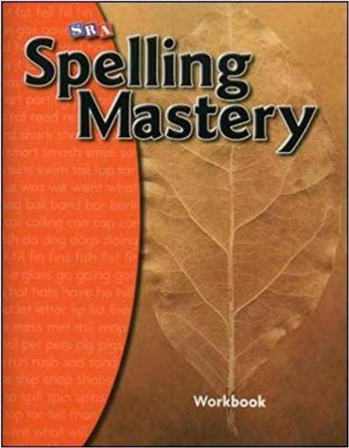Spelling Mastery - Grade 1 Level A | Student Workbook - Grade 1 - 9780076044818