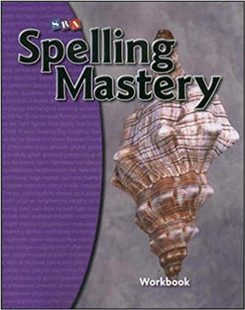 Spelling Mastery - Grade 4 Level D | Student Workbook - Grade 4 - 9780076044849