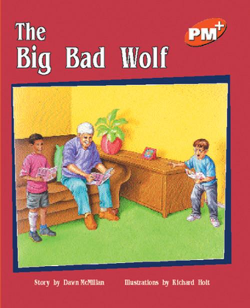 PM Plus Orange The Big Bad Wolf Lvl 16