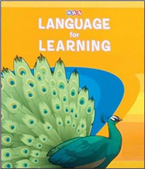 Language for Learning I - Teacher Materials | Practice and Review Activities CD-ROM - Grade 2 - 9780076094547