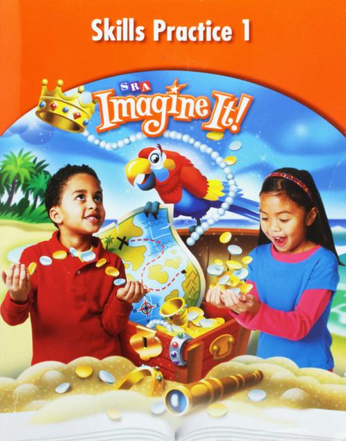 Imagine It! - Level 1 | Skills Practice Workbook 1 - 9780076104741