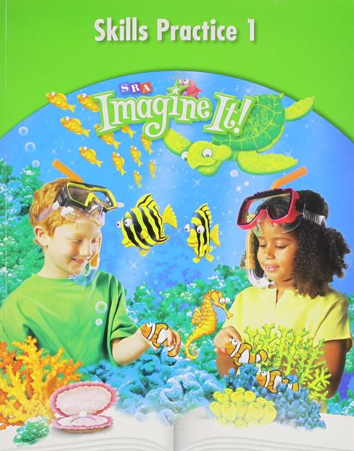 Imagine It! - Level 2 | Skills Practice Workbook 1 - 9780076104765