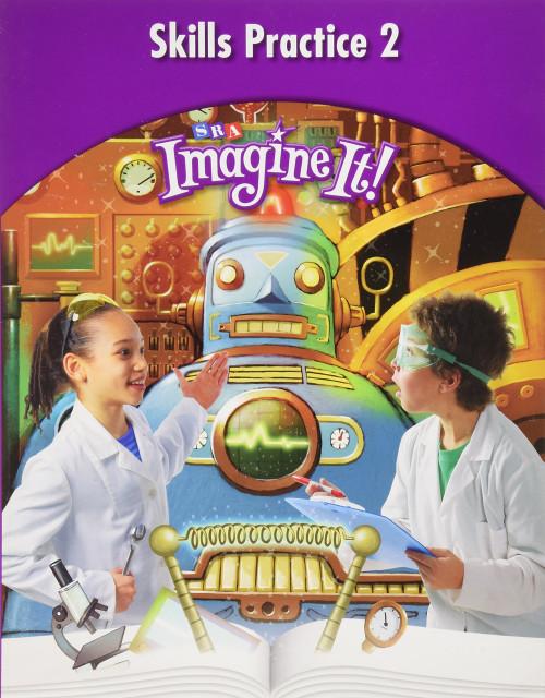 Imagine It! - Level 4 | Skills Practice Workbook 2 - 9780076104819