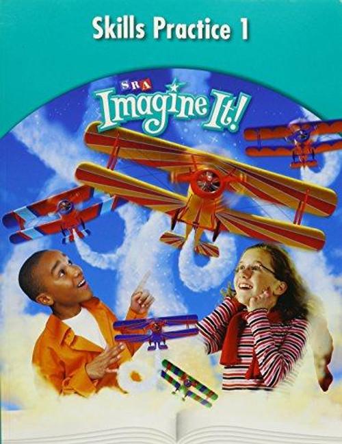 Imagine It! - Level 5 | Skills Practice Workbook 1 - 9780076104826