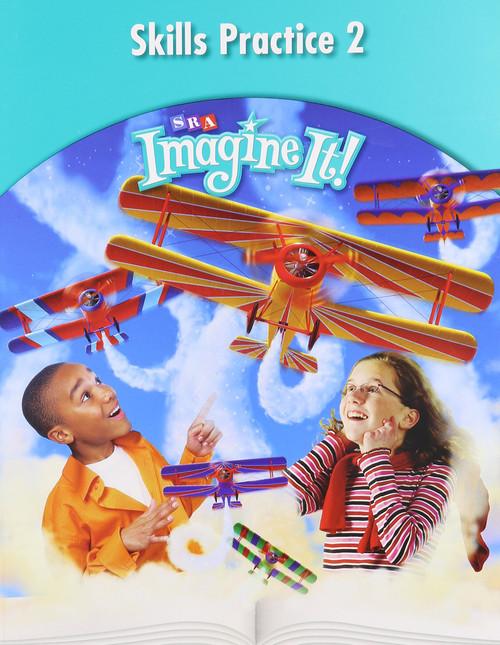 Imagine It! - Level 5 | Skills Practice Workbook 2 - 9780076104833