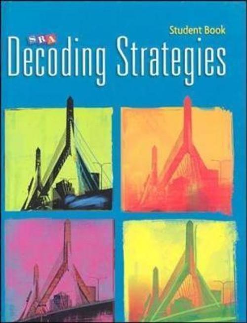 Corrective Reading Decoding - Level B1 (Grades 2 - 4) | Student Book (hardcover) - 9780076112159