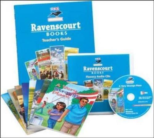 Ravenscourt Books - Comprehension A | Getting Started (set of 8 titles) - 9780076112654