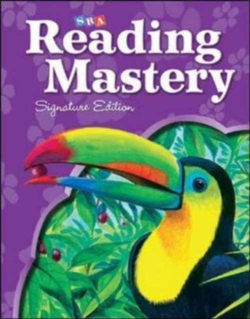 Reading Mastery Signature Edition - Reading and Literature Strands - Grade 4 Reading/Literature Strand | Workbook - 9780076126255