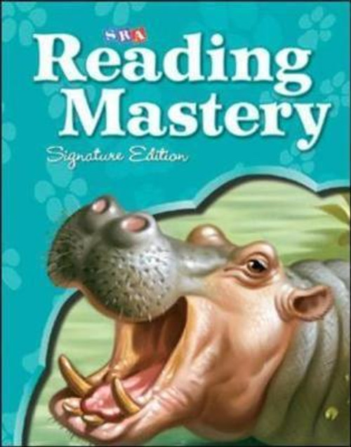 Reading Mastery Signature Edition - Reading and Literature Strands - Grade 5 Reading/Literature Strand | Literature Anthology - 9780076126583