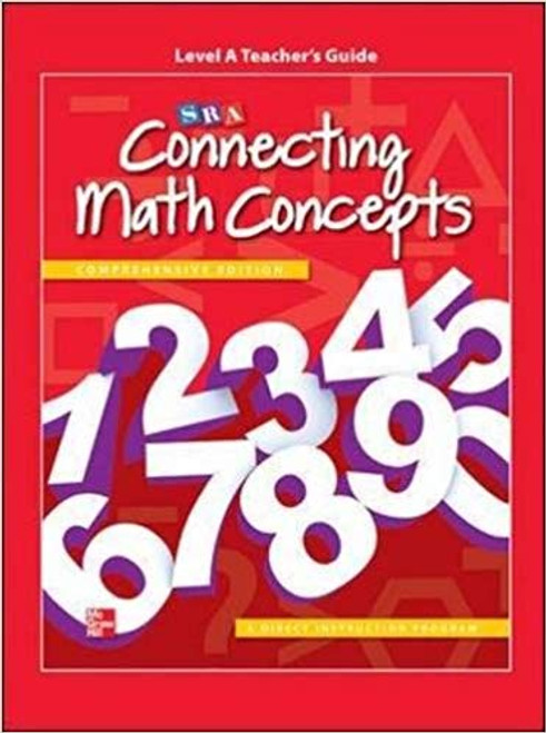 Connecting Math Concepts (Level A) | Teachers Guide - 9780076555727