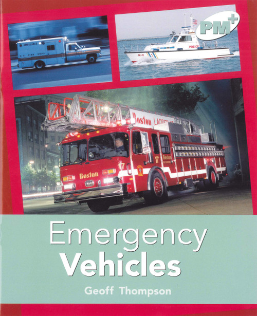 PM Plus Turquoise Vehicles in Emergencies Lvl 18-19
