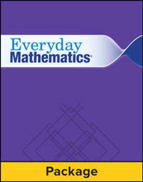 Everyday Mathematics (Grade 6)   Comprehensive Student Material Set - 9780076682072