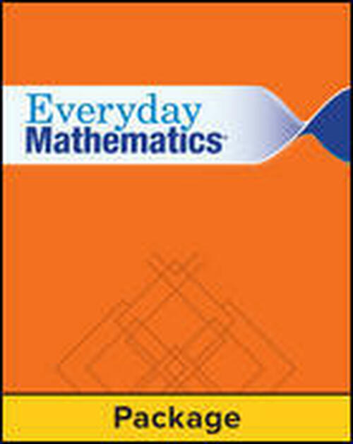 Everyday Mathematics 4 - Grade 4 Essential Student Material Set